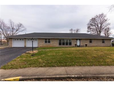 Harrison County Single Family Home For Sale: 14110 Greene Street NE