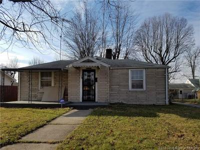 Scott County Single Family Home For Sale: 86 N Hyland Street