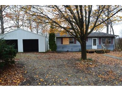 Scott County Single Family Home For Sale: 5984 S Slate Ford Road