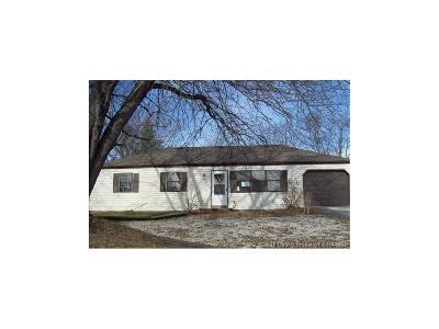 Washington County Single Family Home For Sale: 544 E Colony Drive