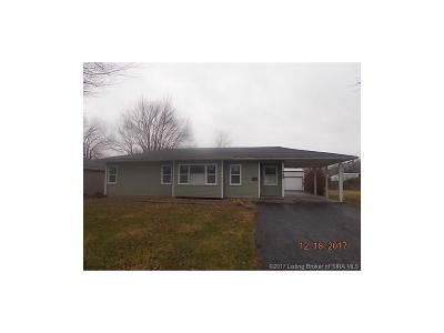 Scott County Single Family Home For Sale: 749 Frame Street