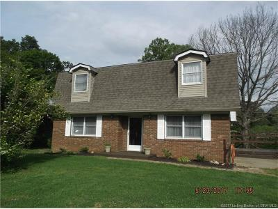 Harrison County Single Family Home For Sale: 9493 Posey SE
