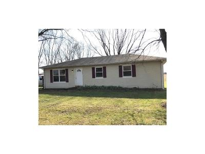 Crawford County Single Family Home For Sale: 5737 E Rothrock Lane
