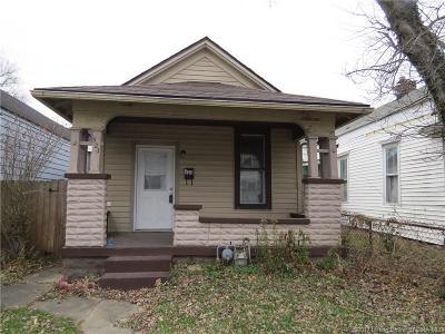 Floyd County Single Family Home For Sale: 523 E 5th Street