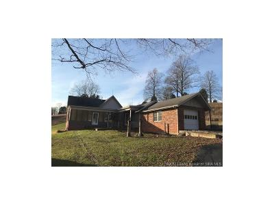 Harrison County Single Family Home For Sale: 882 E Hwy 62