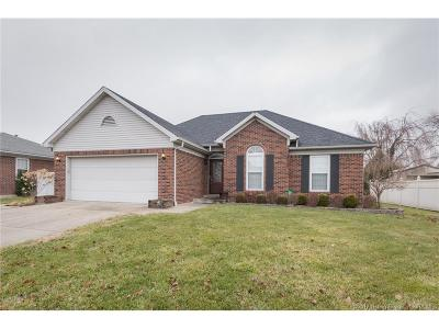 Floyd County Single Family Home For Sale: 104 Fieldstone Court
