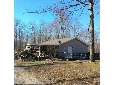 Harrison County Single Family Home For Sale: 10136 Lambs Ridge Road SE
