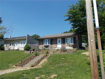Floyd County Single Family Home For Sale: 2133 Beech Grove Avenue
