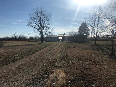 Crawford County Single Family Home For Sale: 3463 E Bacon Ridge Road