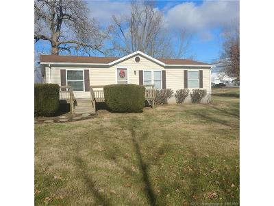 Harrison County Single Family Home For Sale: 1521 Old Hwy 135 NW