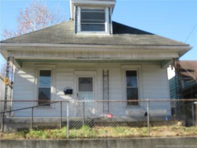 Floyd County Single Family Home For Sale: 1021 Pearl Street