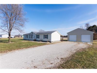 Scott County Single Family Home For Sale: 2656 N Easy Street