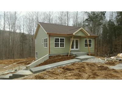 Crawford County Single Family Home For Sale: 2512 E Turkey Fork Road