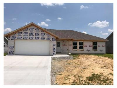 Scott County Single Family Home For Sale: 1216 Lunar Lot 80