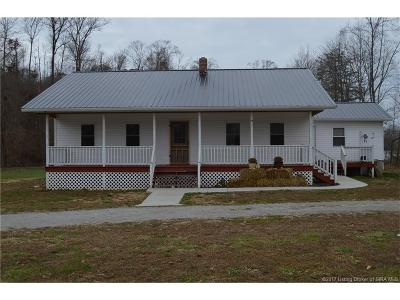 Washington County Single Family Home For Sale: 10351 E Smith Road