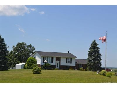 Crawford County Single Family Home For Sale: 3737 S State Road 66