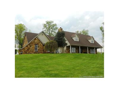 Clark County Single Family Home For Sale: 21505 Highway 31 N