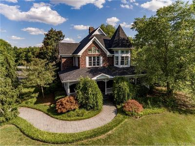 Floyd County Single Family Home For Sale: 4750 Charlestown Road