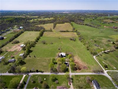 Clark County Single Family Home For Sale: 6801 Old Bethany Road
