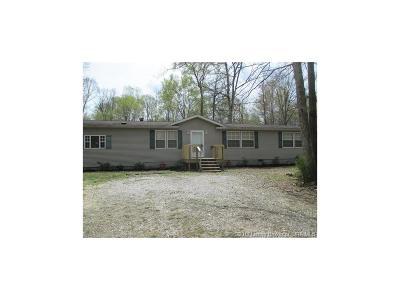 Washington County Single Family Home For Sale: 1290 W South Liberty Church