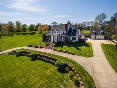 Floyd County Single Family Home For Sale: 1000 Kelley's Ridge
