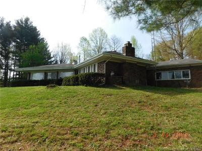 Orange County Single Family Home For Sale: 657 S County Road 175
