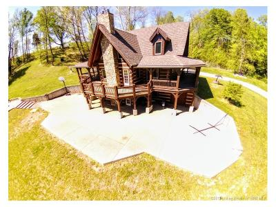 Washington County Single Family Home For Sale: 8650 W Vincennes Trail