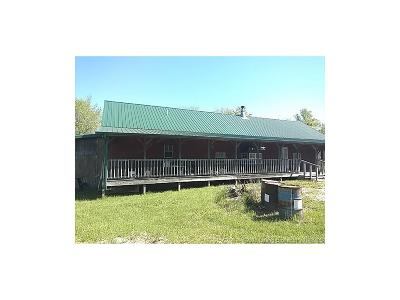 Crawford County Single Family Home For Sale: 2725 Bacon Ridge Road