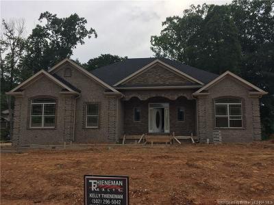 Harrison County Single Family Home For Sale: 2984 Crescent Hill Drive NE