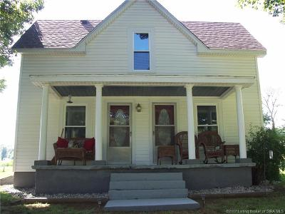 Single Family Home For Sale: 355 N Naugle Lane