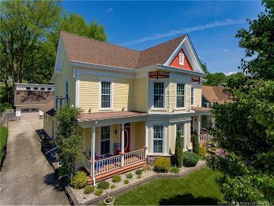 Harrison County Single Family Home For Sale: 516 E Chestnut Street