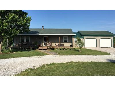 Crawford County Single Family Home For Sale: 7862 S Parkhill Drive
