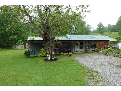 Jackson County Single Family Home For Sale: 3578 N County Road 350 W