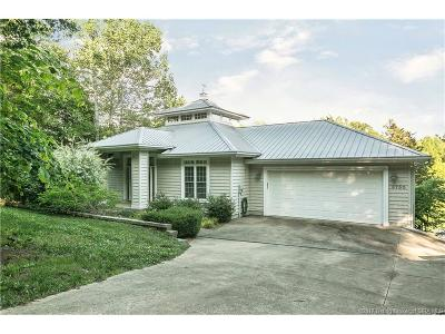 Harrison County Single Family Home For Sale: 3750 Lake View Drive SE