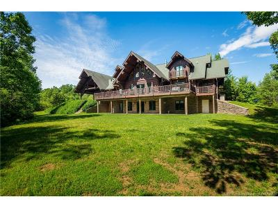 Clark County Single Family Home For Sale: 705 Summit Parkway