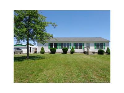 Scott County Single Family Home For Sale: 2814 Easy Street