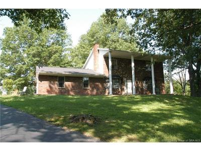 Crawford County Single Family Home For Sale: 4431 E State Road 64