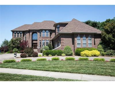 Floyd County Single Family Home For Sale: 3025 E Lobo Ridge