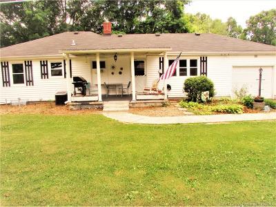 Harrison County Single Family Home For Sale: 13695 Buffalo Trace NE