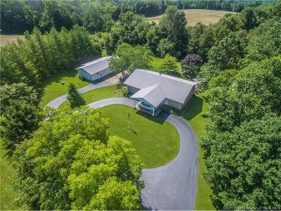 Floyd County Single Family Home For Sale: 11355 Nadorff Road