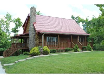 Harrison County Single Family Home For Sale: 560 Toler Road NW