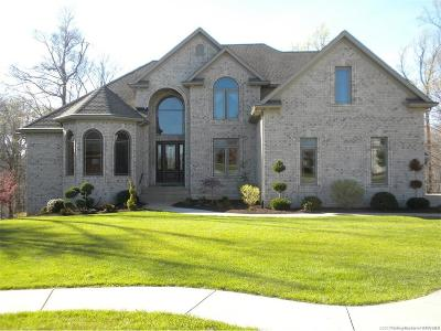Floyd County Single Family Home For Sale: 1906 Grape Arbor Way