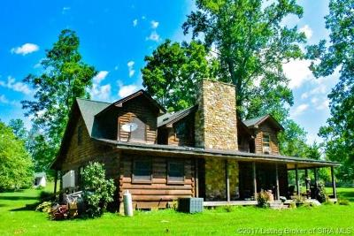 Washington County Single Family Home For Sale: 3531 N Rinkers Creek Road