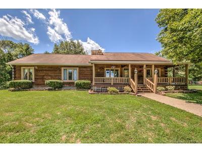 Harrison County Single Family Home For Sale: 4215 Obannon SE