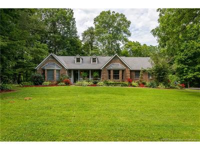 Harrison County Single Family Home For Sale: 3870 Highway 64 NE