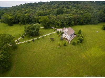 Harrison County Single Family Home For Sale: 6995 Dixie Road SW