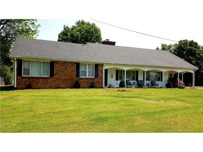Crawford County Single Family Home For Sale: 1218 W State Road 62