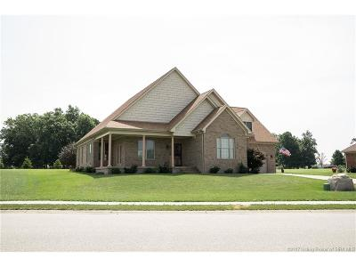 Scott County Single Family Home For Sale: 169 Willowshore Drive