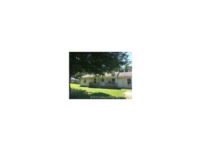 Harrison County Single Family Home For Sale: 14175 Reisert Road