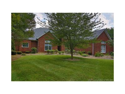 Clark County Single Family Home For Sale: 1412 Gutford Road